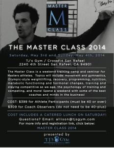 masterclass2014flyercarl