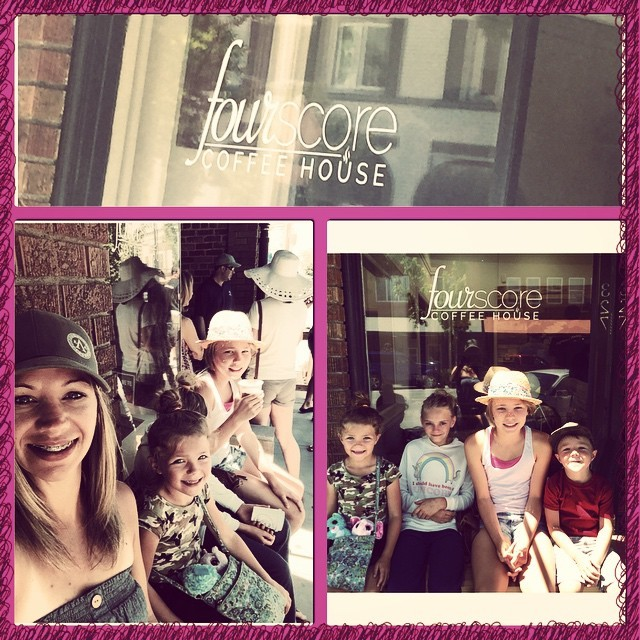 Four Score Coffee Roseville