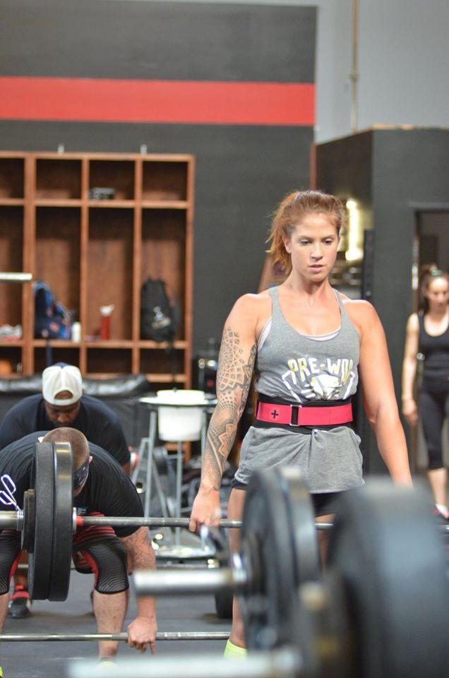 CrossFit Roseville Deadlift