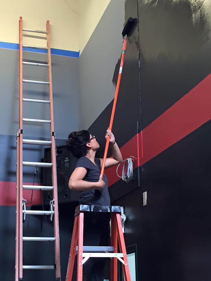 2015 New Paint Job!