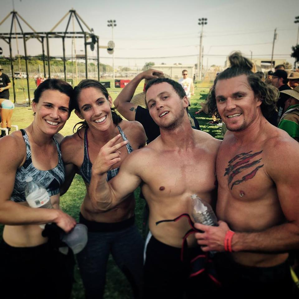 2015 CrossFit Roseville Moxie Team