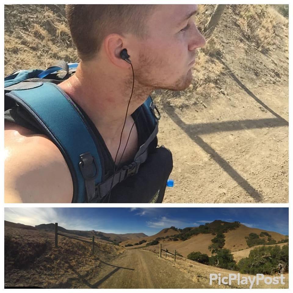 Josh Kyser 60 Min Weighted Trail Run, Rest Day