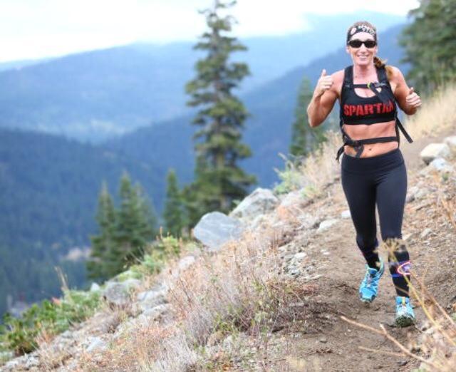 2015 Tahoe Spartan Race, Jen Lindstrom