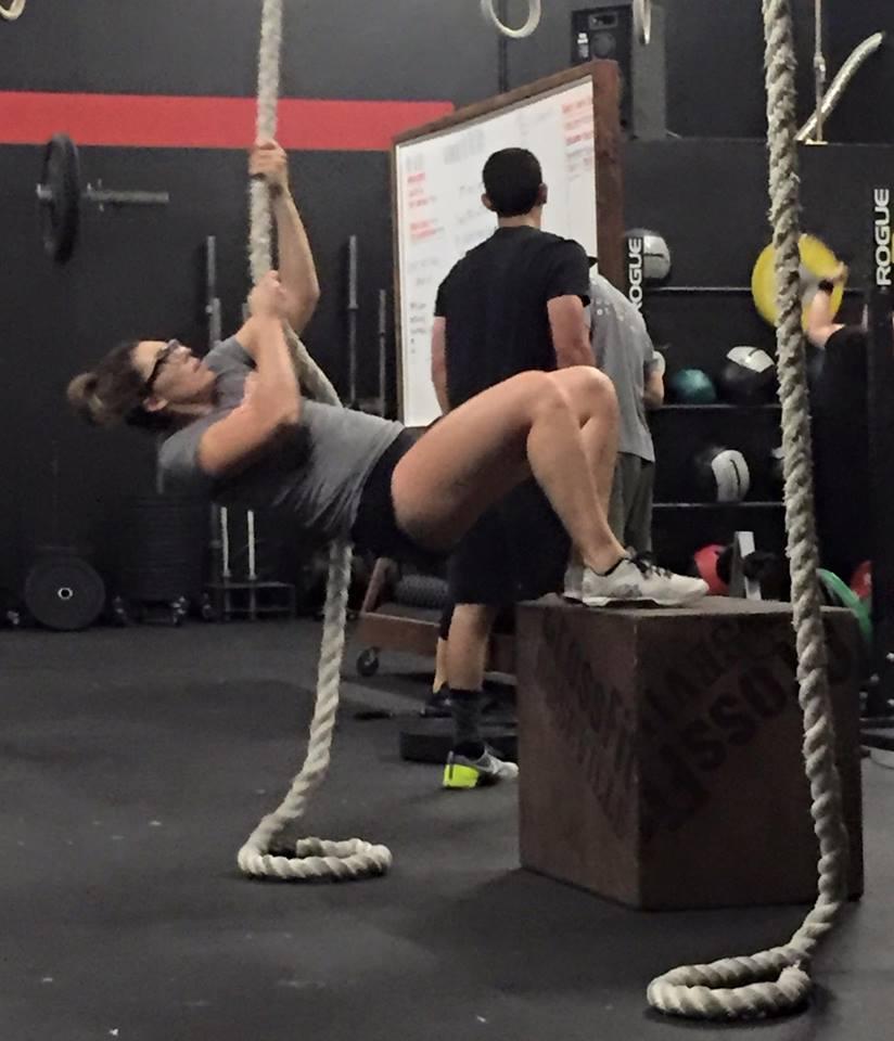 2015 Racie Carrol CrossFit Roseville