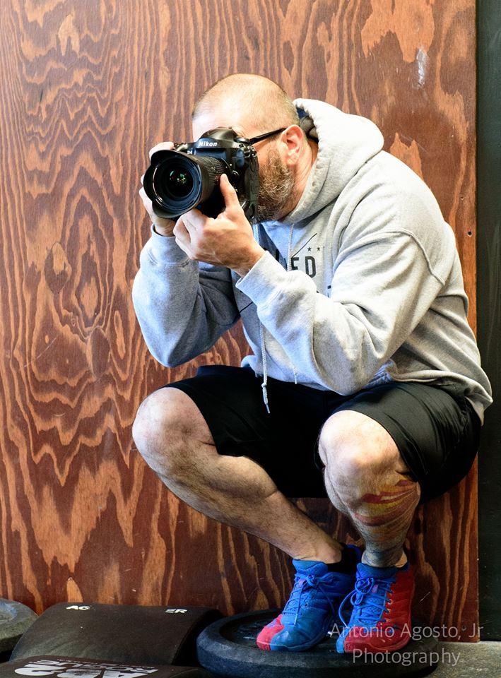 CrossFit Roseville, Joey Washburn Photographer & Coach