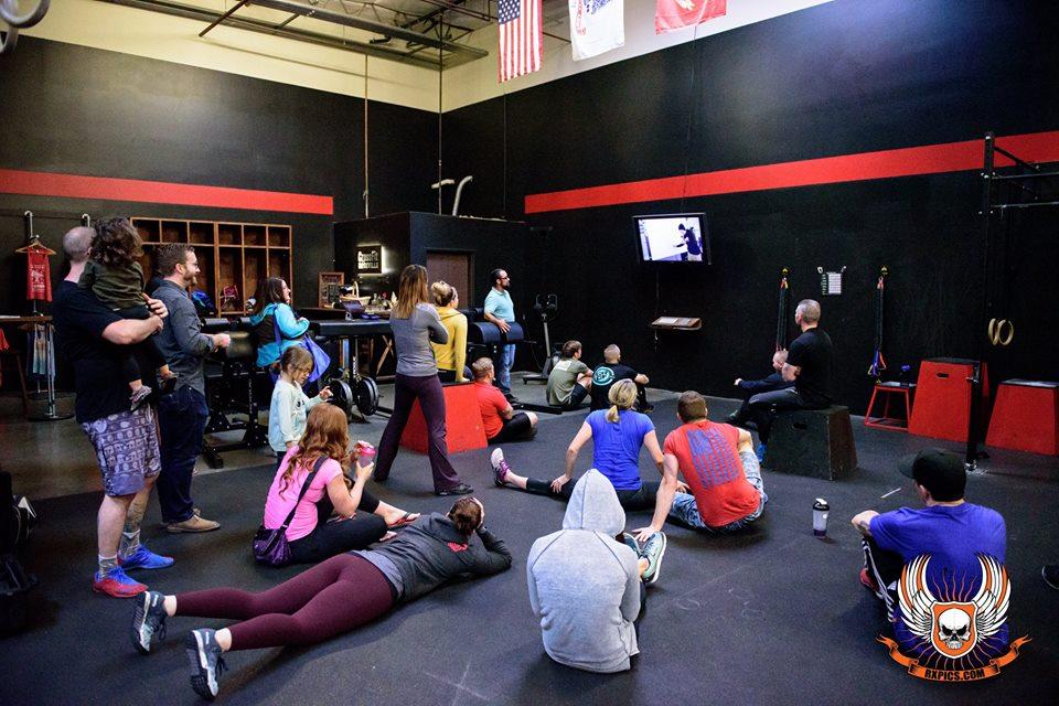 CrossFit Open Announcement 16.2 at Roseville CrossFit