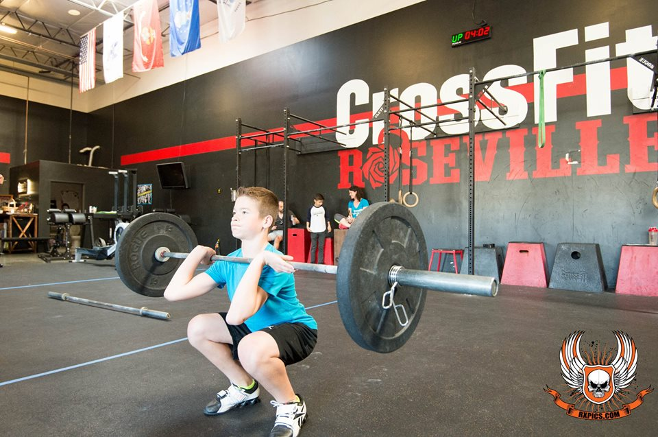 Michael G crushing 16.5 at CrossFot Roseville