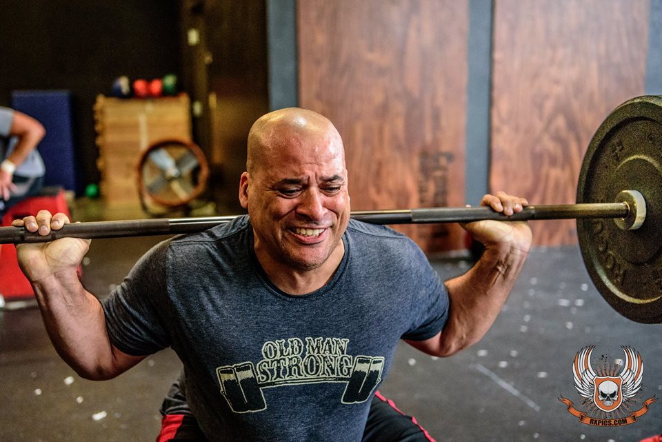 The Man Behind the lens at CrossFit Roseville