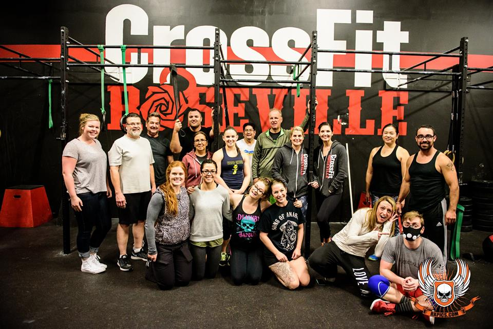 Sweat Sessions CrossFit Roseville