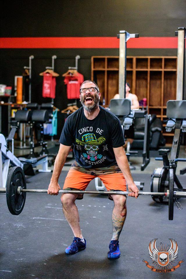 Joey Washburn CrossFit Roseville