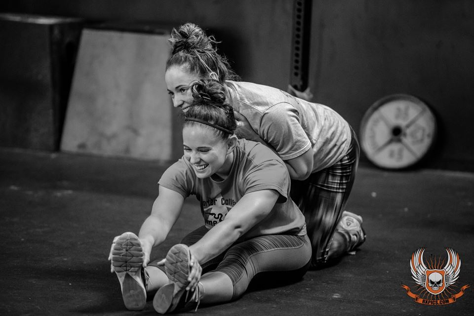 Sisterly Love at Roseville CrossFit
