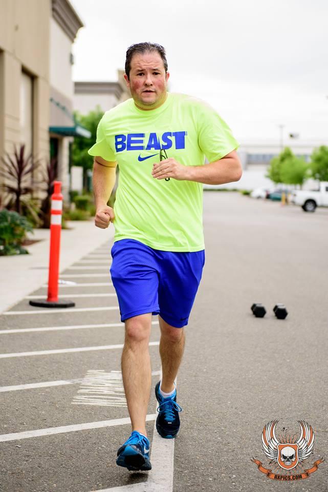 James Knight at Roseville CrossFit