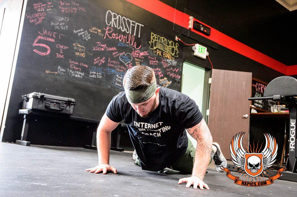Nick Spomer CrossFit Roseville