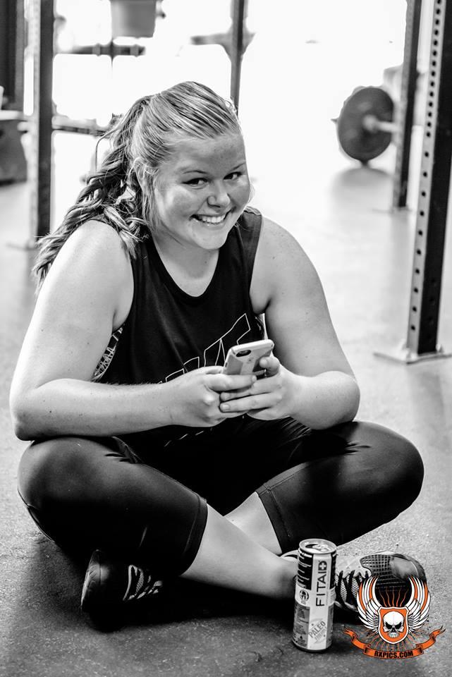Lauren Altman at CrossFit Roseville