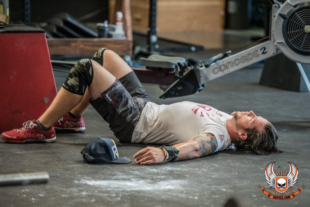 Eric Upton at CrossFit Roseville