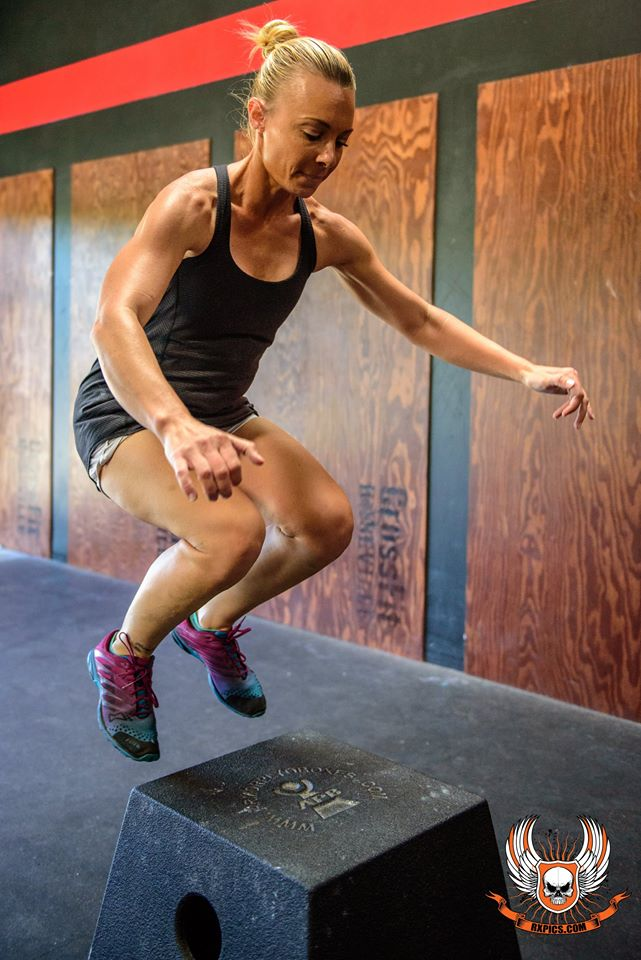 Marie at Roseville CrossFit