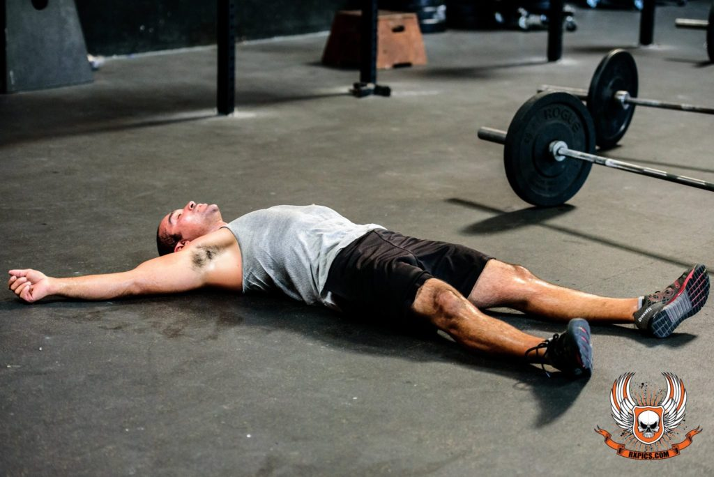 Cameron Thorn at CrossFit Roseville