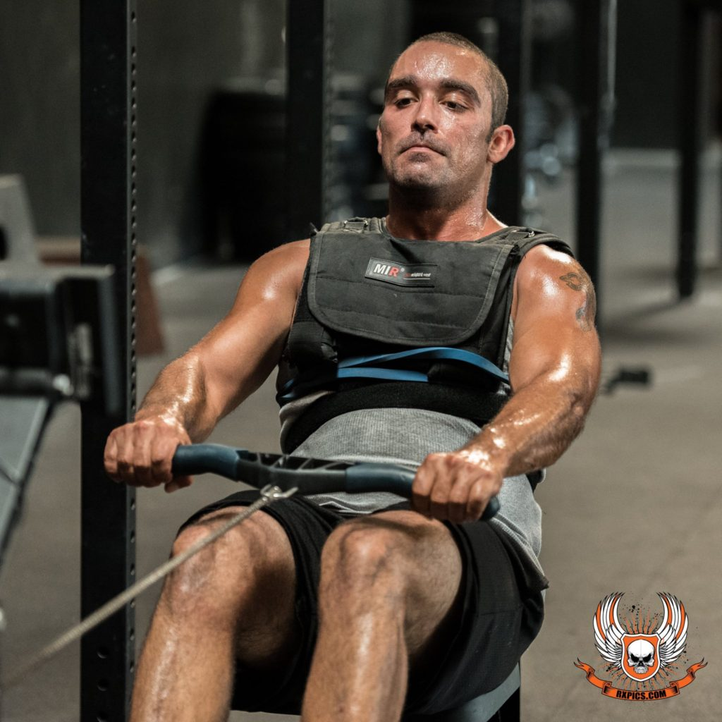 Cameron Thorn at Roseville CrossFit