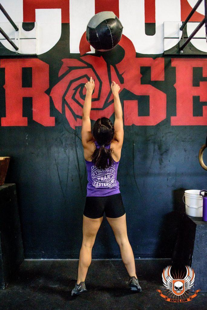 Hannah Schaefer CrossFit Roseville