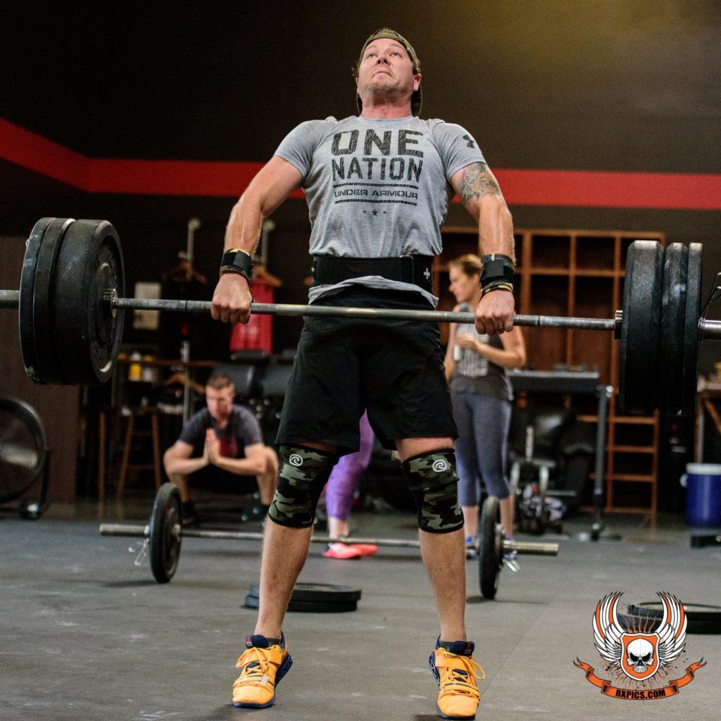 Eric Upton at Roseville CrossFit