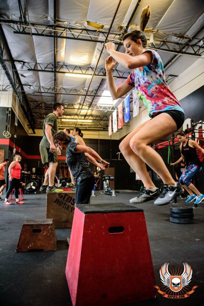 Katie Simon CrossFit Roseville