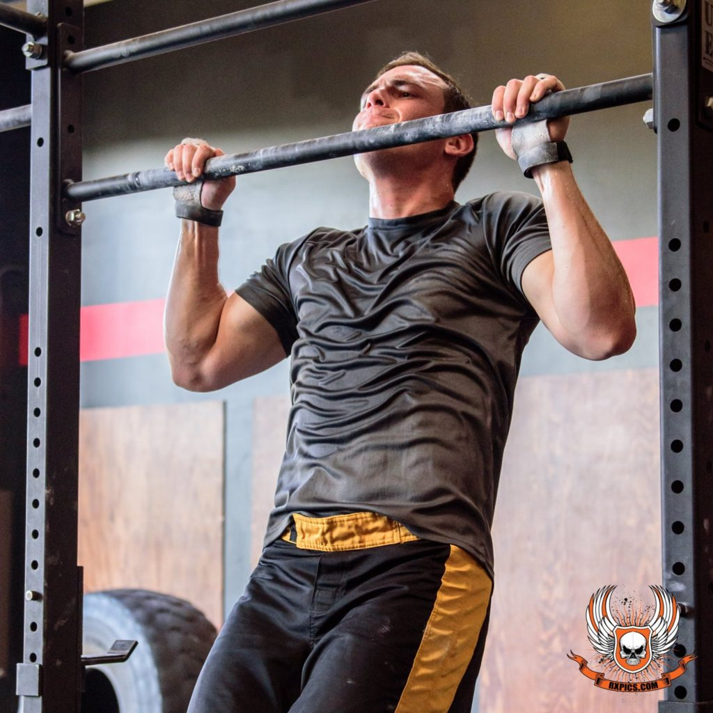 Thomas Asedo Roseville CrossFit