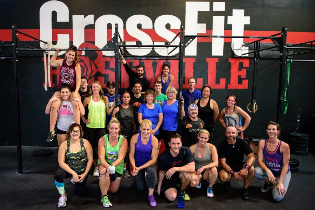 Sweat Sessions at Roseville CrossFit