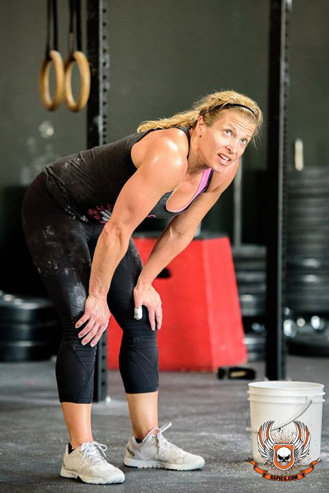 Stacey Gilmore at CrossFit Roseville