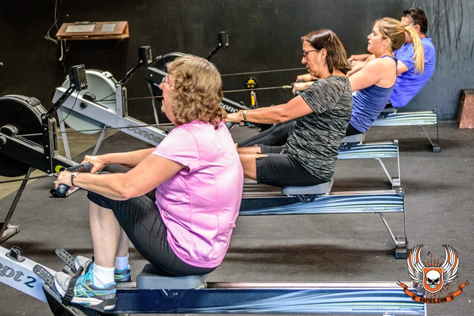 Sweat Sessions at CrossFit Roseville