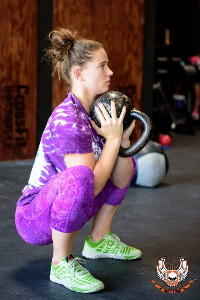 Alexis Grove at Roseville CrossFit