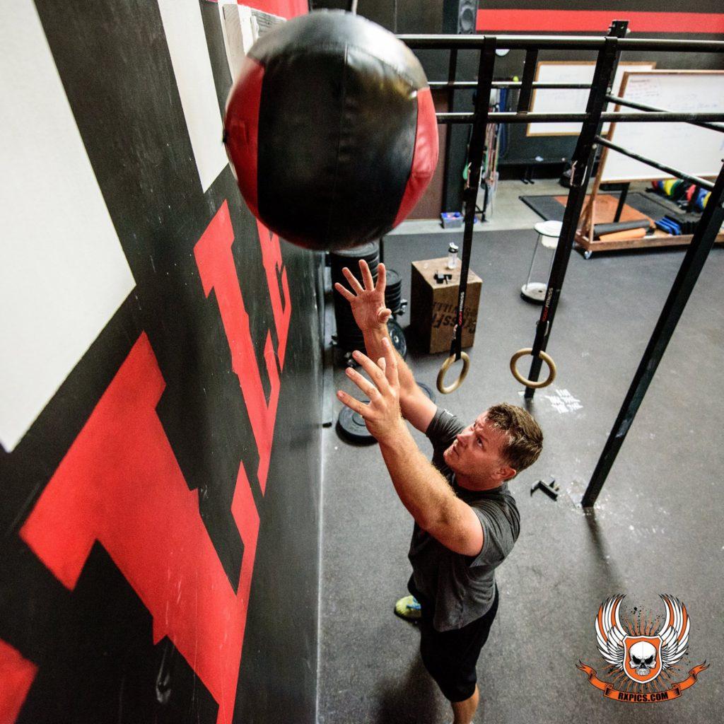 Jason Sheldon at Roseville CrossFit