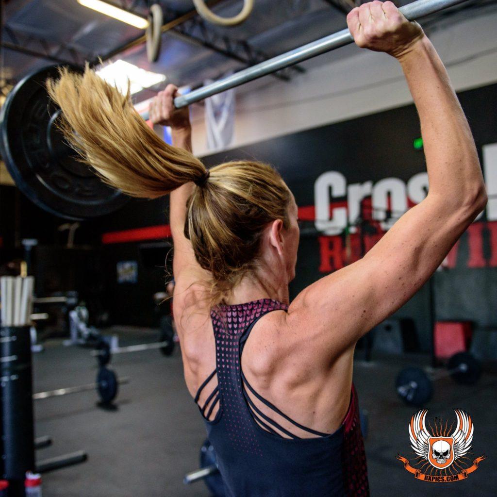 Jessie Ingram at CrossFit Roseville