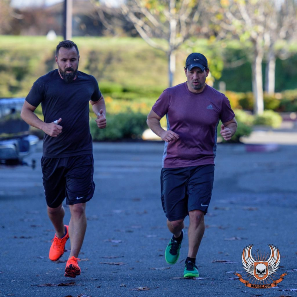 Kevin and Mark at CrossFit Roseville