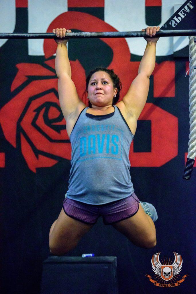 Natalia Gardner at CrossFit Roseville