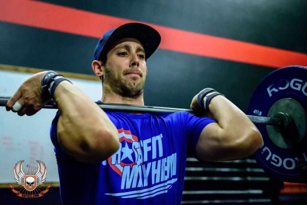Chris Nelson at CrossFit Roseville