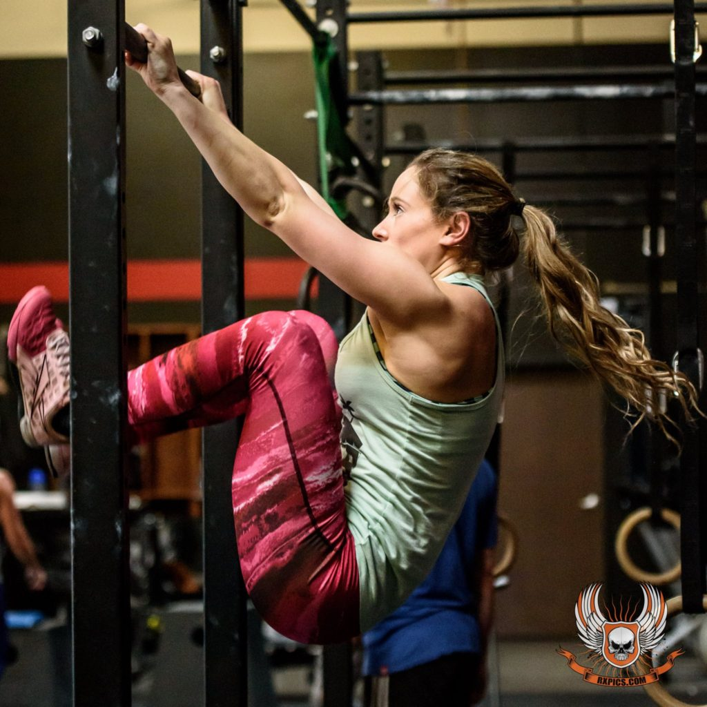 Alana Grove at CrossFit Roseville