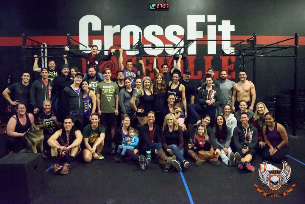 CrossFit Roseville CrossFit Friday Night Lights 17.1