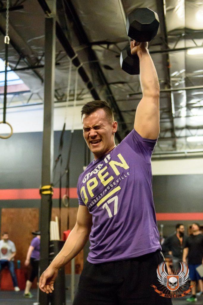 Andrew Koslosky at CrossFit Roseville