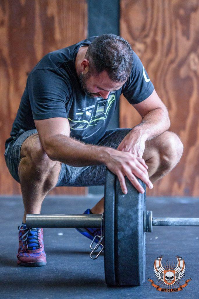 Jordan Talks at CrossFit Roseville
