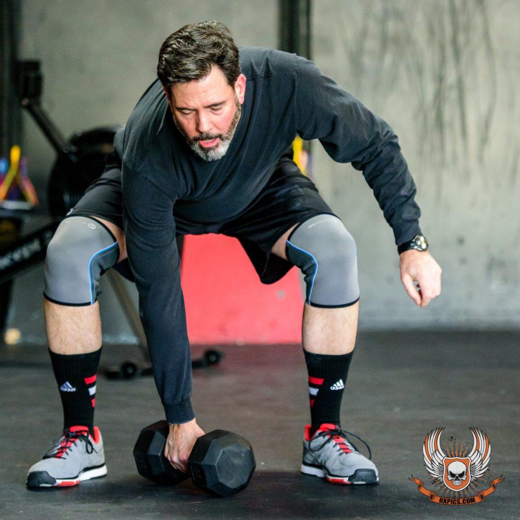 Kevin Geoghan at CrossFit Roseville