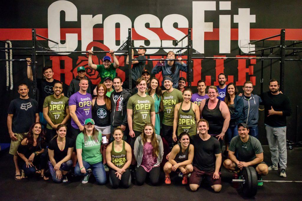 CrossFit Roseville 2017 CrossFit Open