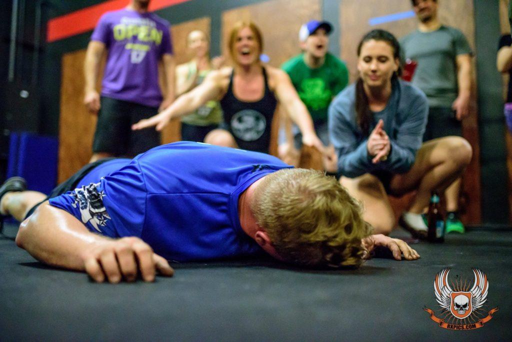 Donald Stipp CrossFit Roseville