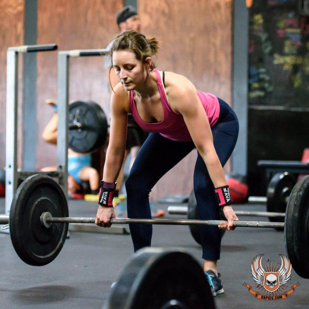 Reina Dashty at CrossFit Roseville