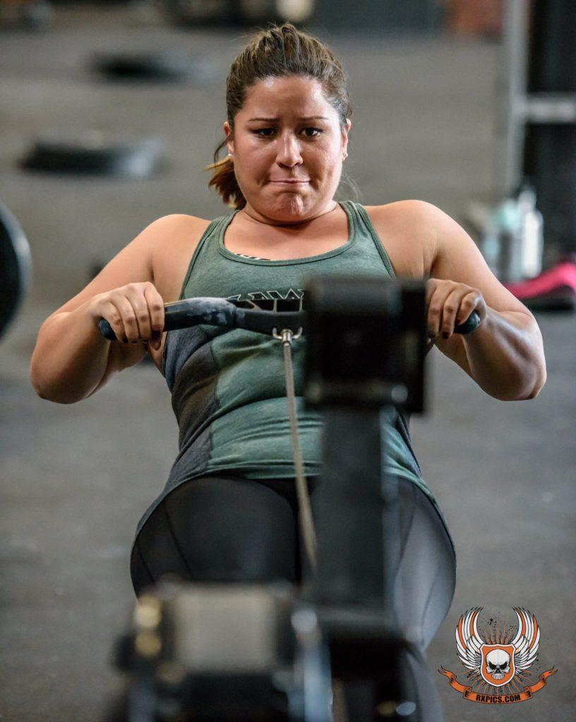 Nadia Natalie Gardner at CrossFit Roseville