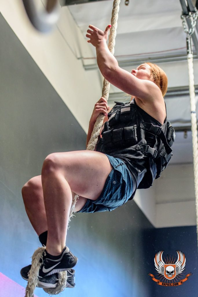 Coach Lo at CrossFit Roseville