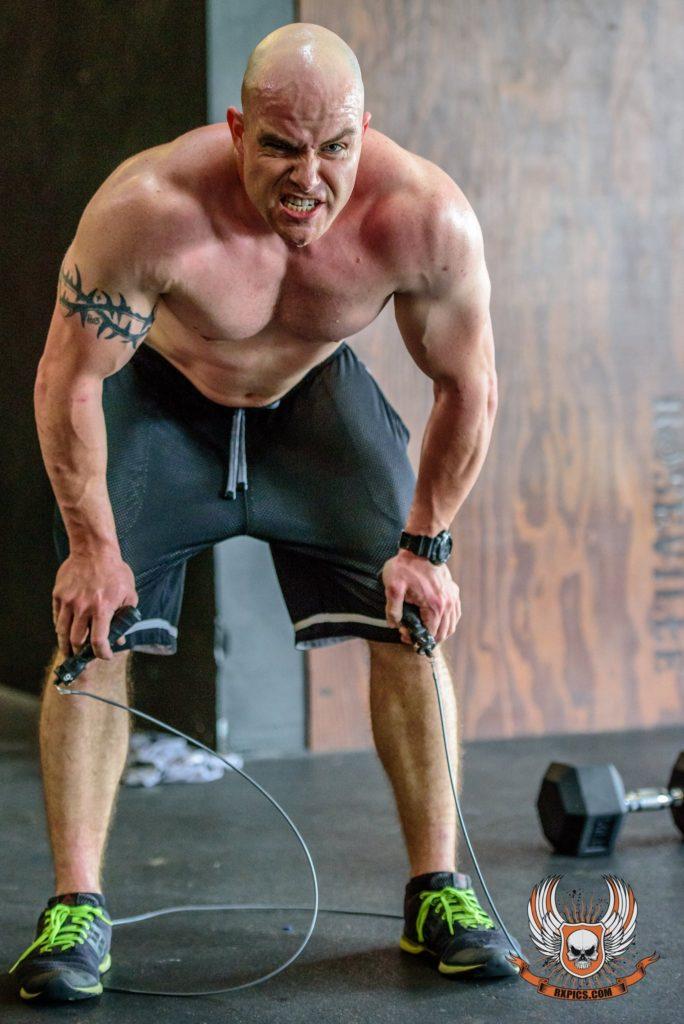 Shep, Kevin at CrossFit Roseville