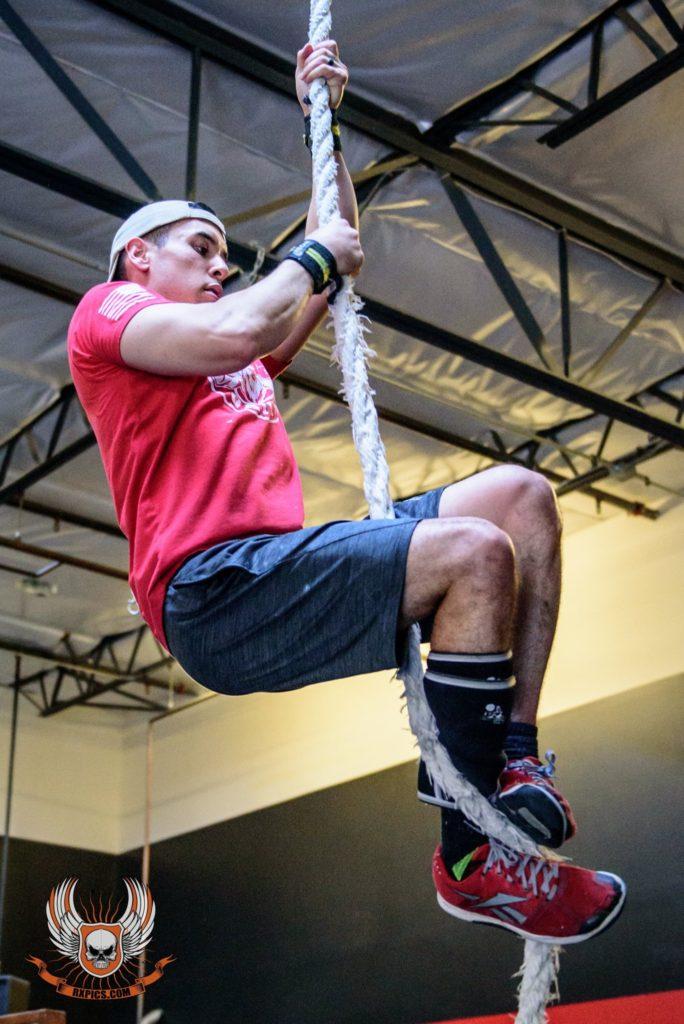 Scott Juhl at CrossFit Roseville