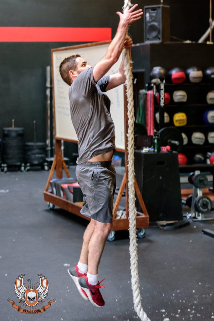 Brian Zitzow at CrossFit Roseville