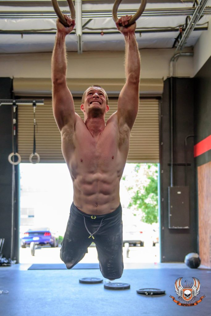 Andrew Charles at CrossFit Roseville