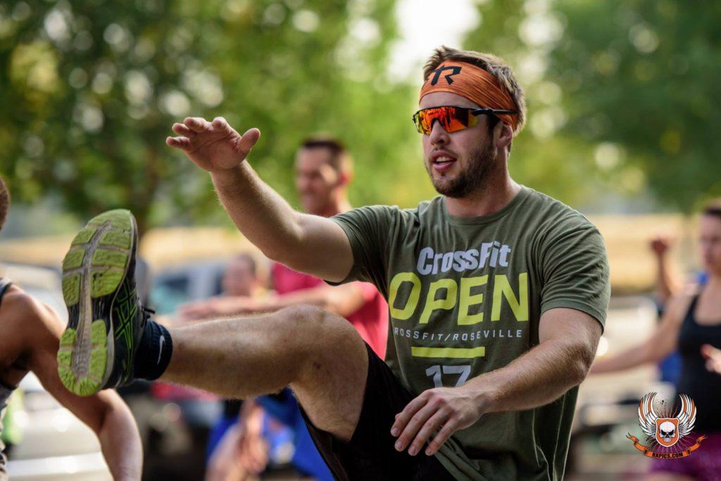 Alan Morte at CrossFit Roseville